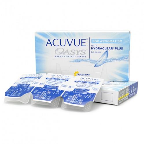 Acuvue Oasys for Astigmatism (resztki magazynowe)