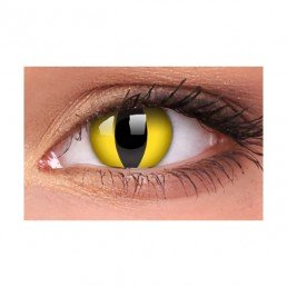 Cat Eye Yellow 1-Day