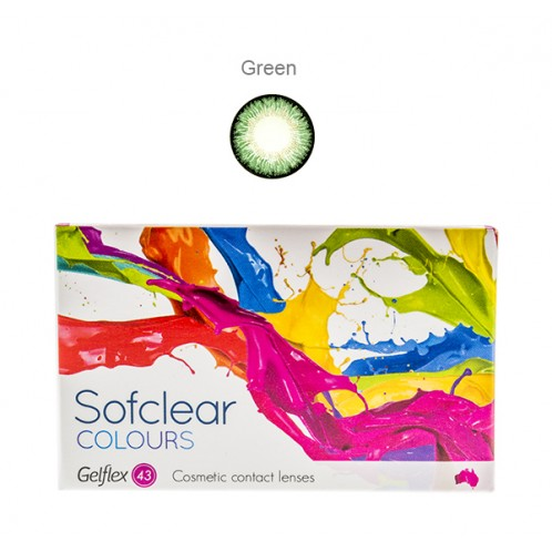 Sofclear Colours Green