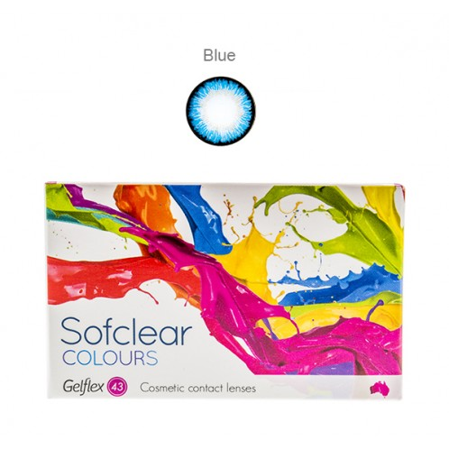 Sofclear Colours Blue