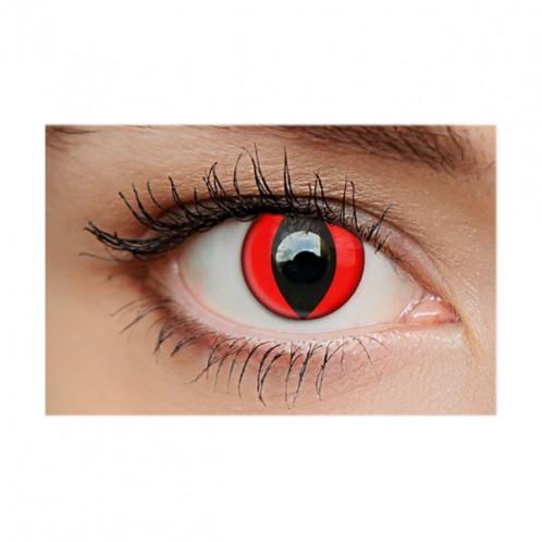 Cat Eye Red 1-Day